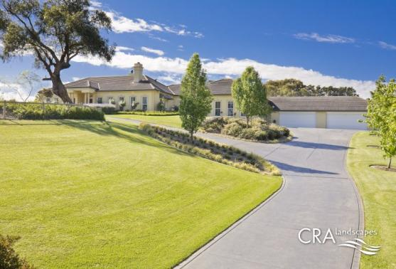 Driveway Designs by CRA LANDSCAPES