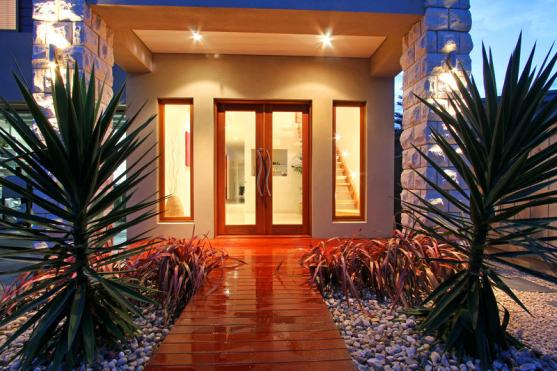 Entrance Designs by Anderson Quality Builders
