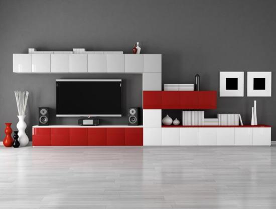 Entertainment Unit Design Ideas by Luxe Kitchens Pty Ltd