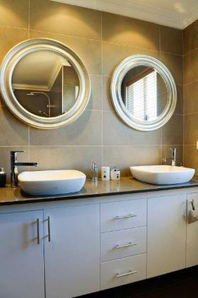 Mirror Designs  by JW Tiling & Stone
