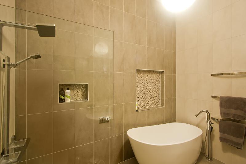 Bathroom Tile Design Ideas by Design by Daniel