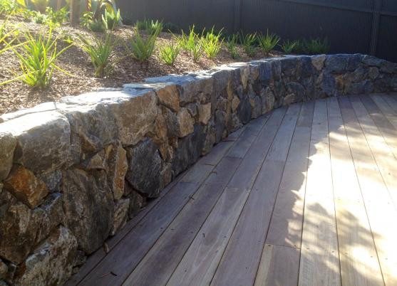 Retaining Wall Design Ideas by Greenelements Landscape Design + Construction