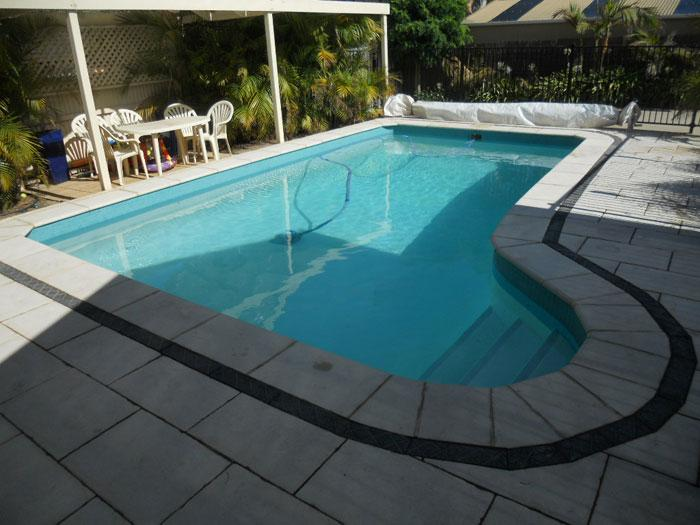 Pools inspiration kodo pools australia for Inspiration pool cleaner