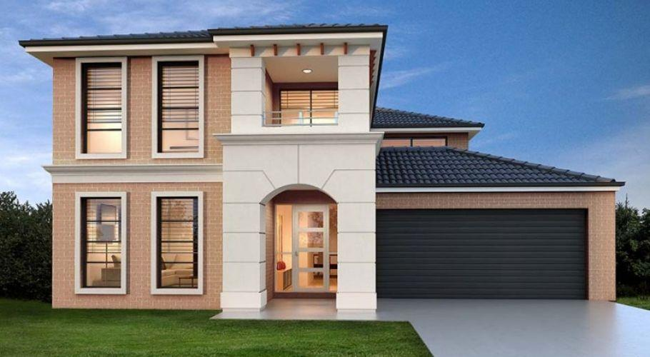 Exteriors inspiration southern cross quality homes australia - Quality home exteriors ...