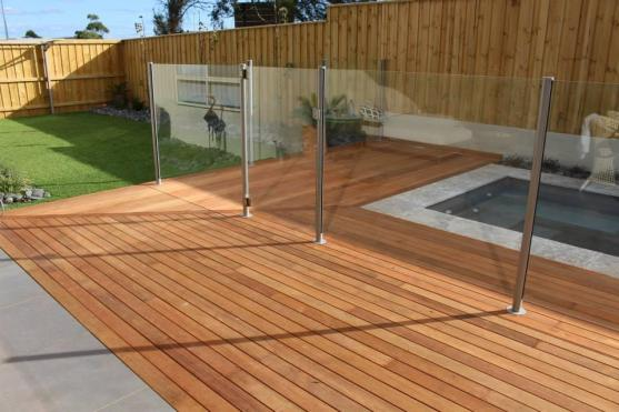 Pool Decking Design Ideas by ABK Building & Construction