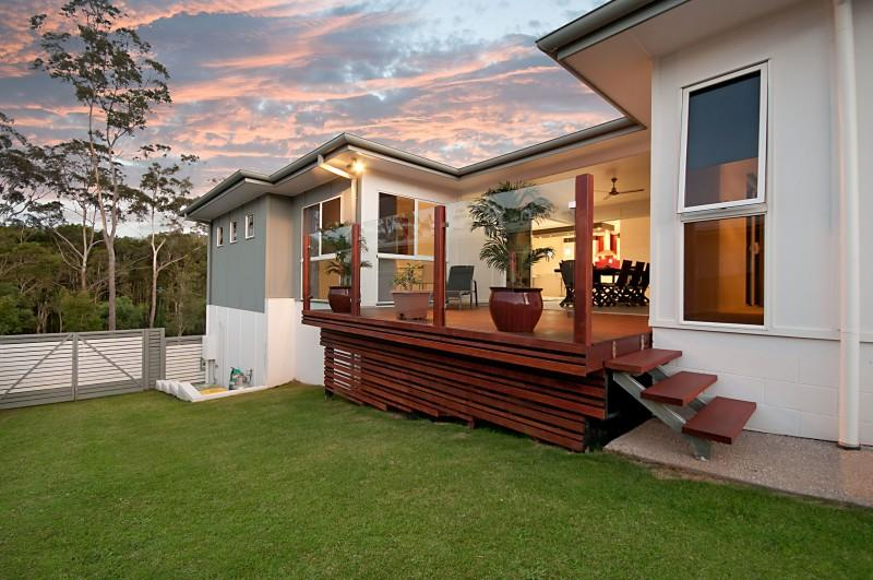 Elevated Decking Ideas by Xquisit Interior Design