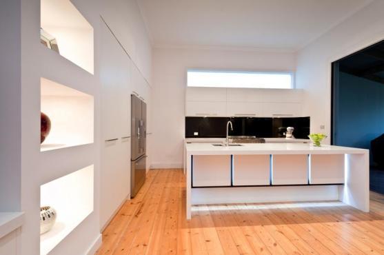 Kitchen Cabinet Design Ideas by Bathrooms & Kitchens SA Pty Ltd