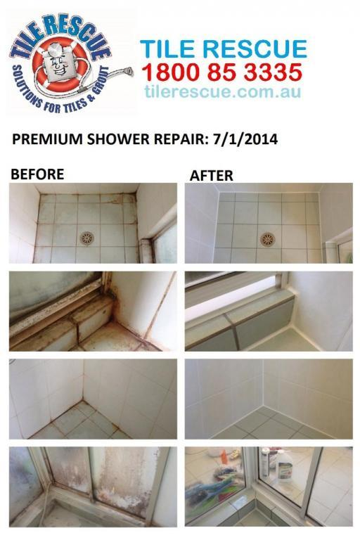 Tile Rescue Eastlakes Belmont North Graham Mitchell