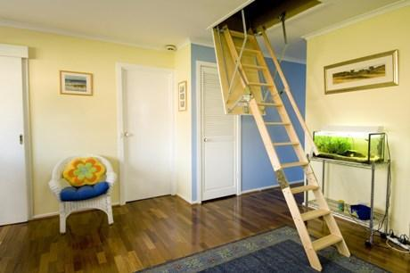Attic Ladder Ideas by Attic Group QLD