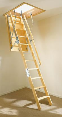 Stair Ladder Delux