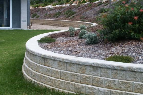 Retaining Wall Design Ideas by The Landscape Business