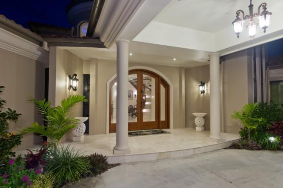 Front Door Designs by Black Developments