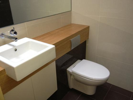 Toilet Ideas by Dimension Renovation Co.
