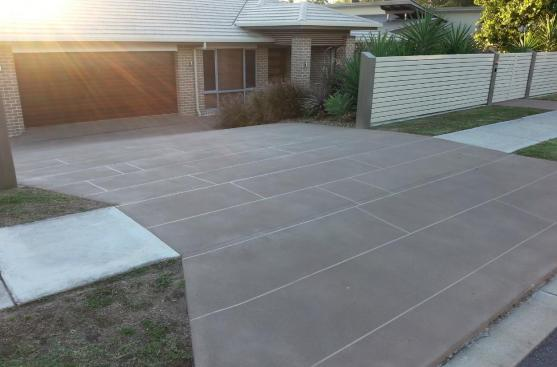 driveway designs by creative concrete coatings
