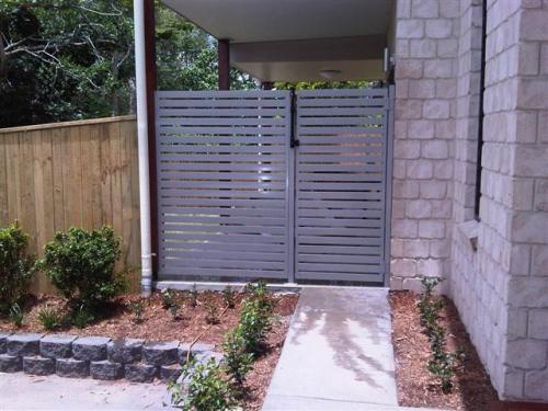Front Gate Designs by Out-Door Aluminium Company