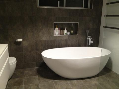 Freestanding Bath Design Ideas by JD Mackie Interiors