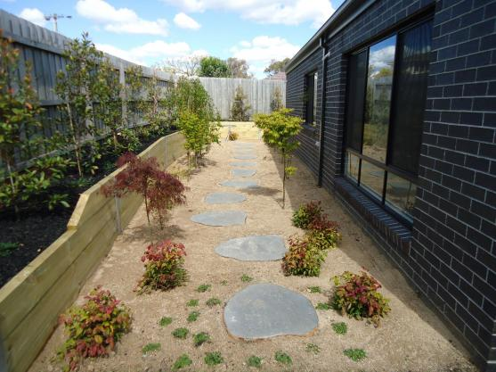 Garden Path Design Ideas by Houghton's Landscaping & Paving
