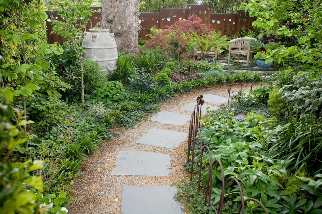Garden Paths Inspiration - Houghton's Landscaping & Paving ...