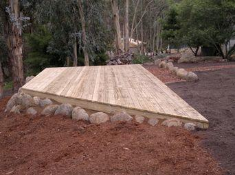 Elevated Decking Ideas by Stefan Sikora Roofing Renovations Landscaping