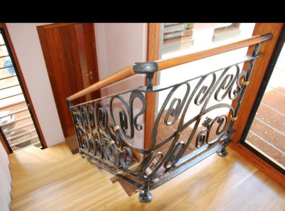 Balustrade Designs by Rod Hall Architects P/L