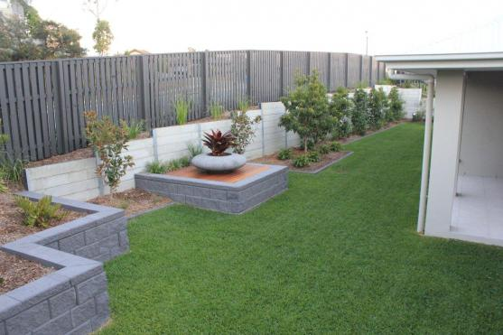 Retaining Wall Design Ideas by Aesthetic Landscapes