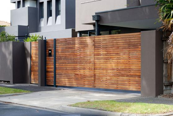 Timber Fencing Designs by T.F Gates and Fencing