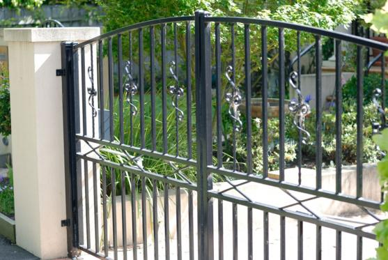 Wrought Iron Gates by T.F Gates and Fencing