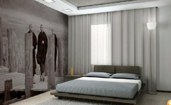 Bedroom Design Ideas by Stretch Ceilings