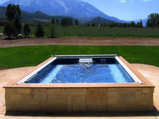 Plunge Pool Designs by Fastlane pools