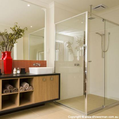 Shower Design Ideas by Showerman Qld