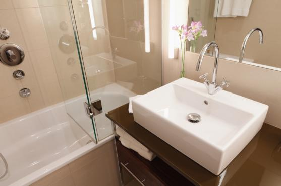 Bathroom Basin Ideas by Eddiemoore Constructions Pty Ltd
