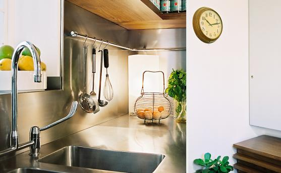 Kitchen Sink Designs by HUNTER & RICHARDS