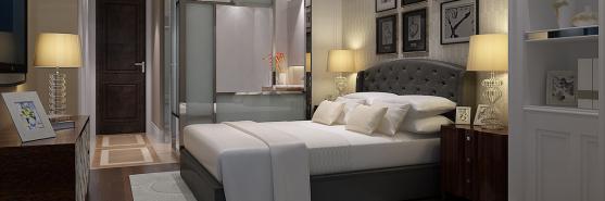 Bedroom Design Ideas by I.S. Design Studio
