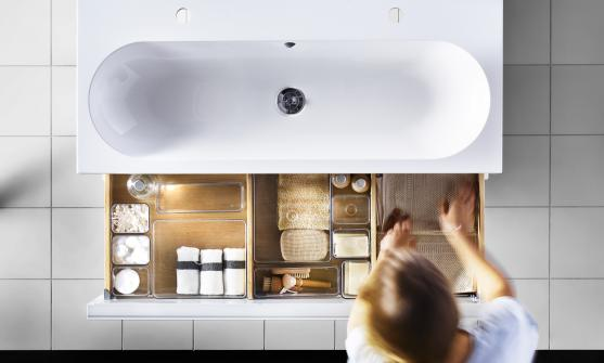 Bathroom Storage Ideas by IKEA