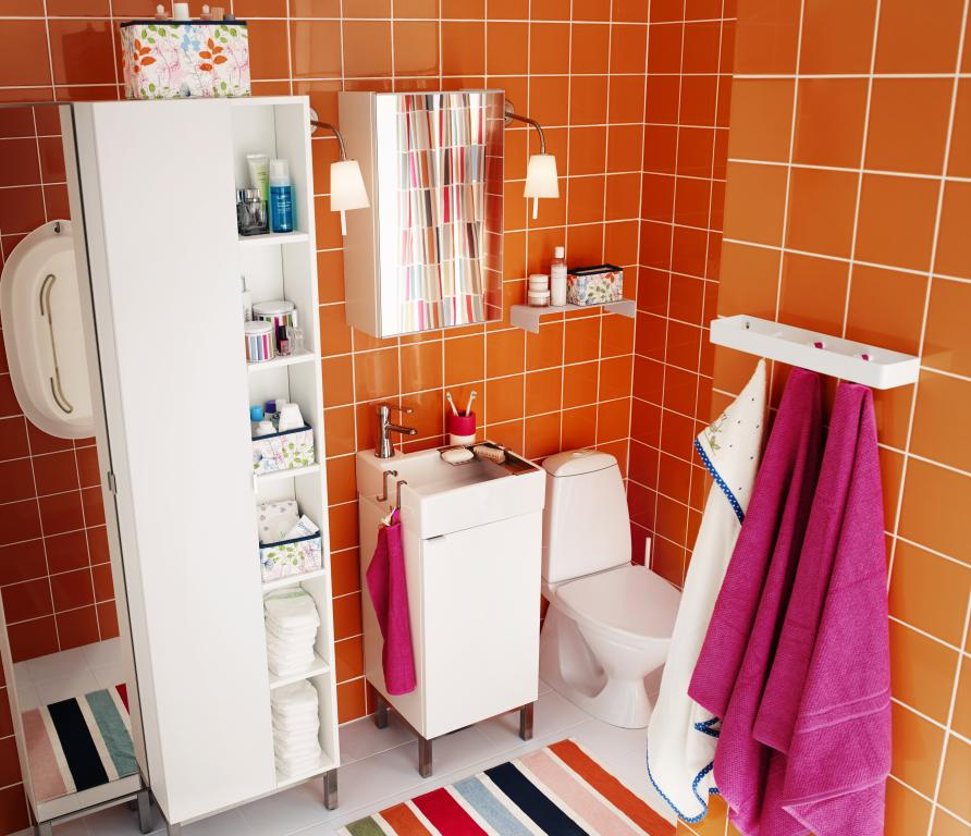 Bathroom Tile Design Ideas by IKEA