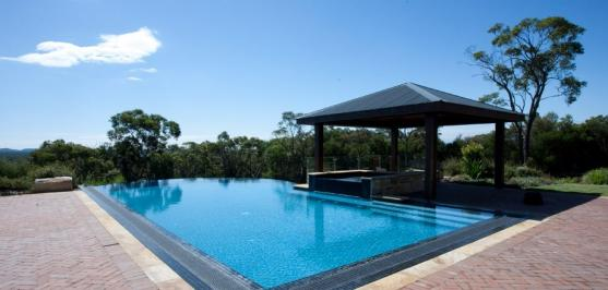 Infinity Pool Design Ideas by Award Pools Group Pty Ltd