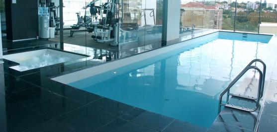 Indoor Swimming Pool Designs by Award Pools Group Pty Ltd