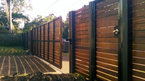 Timber Fencing Designs by Think Home Renovations