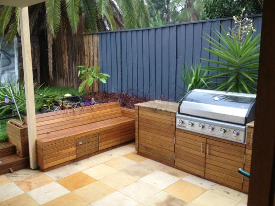 Outdoor Kitchen Ideas by Wicks Building Solutions