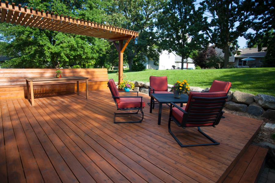Elevated Decking Ideas by My Renovator