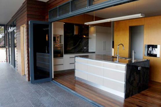 Bifold Door Designs by SOLEK Architecture