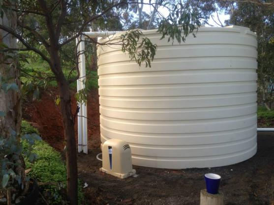 Rainwater Tank Ideas by Green House Plumbing & Gas