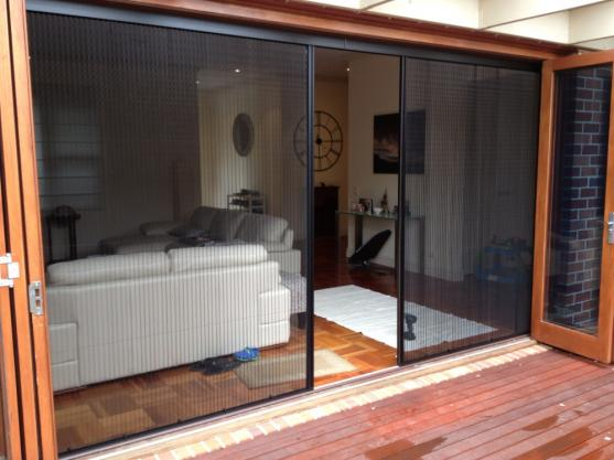 Retractable flyscreen design ideas get inspired by for Flyscreens for french doors