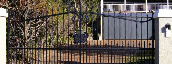 Wrought Iron Gates by Automatic Gates & Parking Solutions