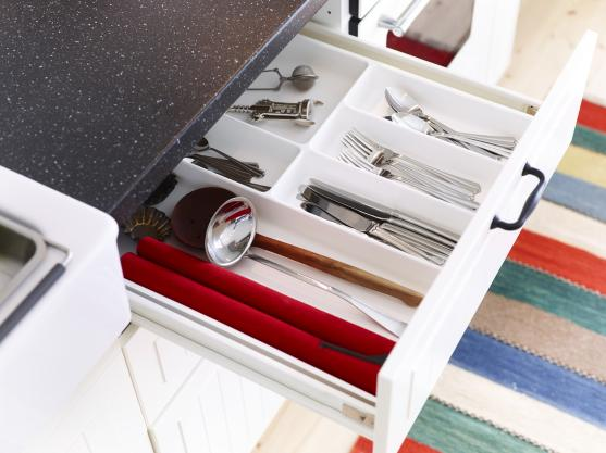 Kitchen Drawer Inserts Ideas by IKEA