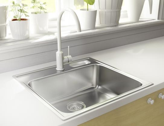 Kitchen Sink Designs by IKEA