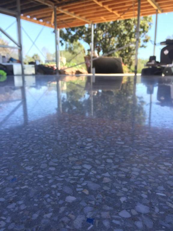 Colour Fix Polished Concrete Surface Preparation Epoxy