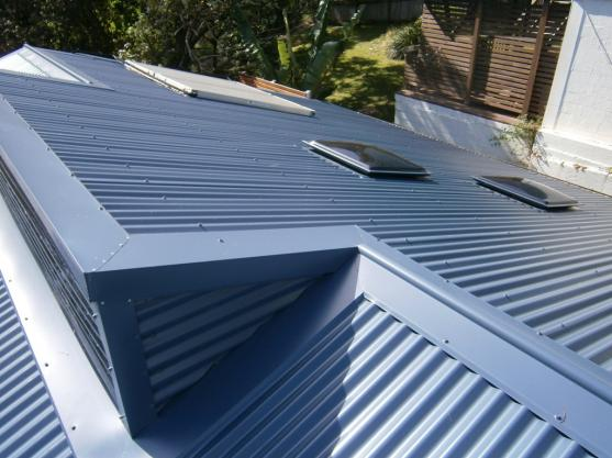 Colorbond Roofing Designs  by Bridgee Didge Roofing Pty Ltd
