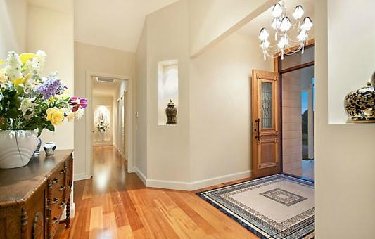 Entrance Designs by Brentnall Luxury Homes