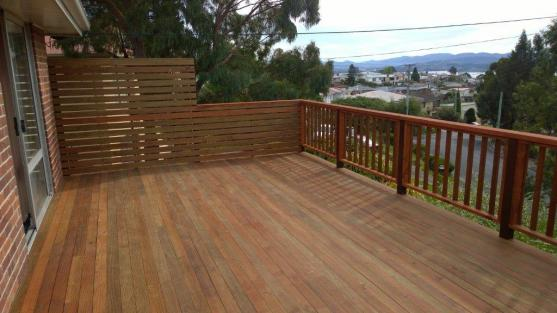 Elevated Decking Ideas by M.J.Smith Construction